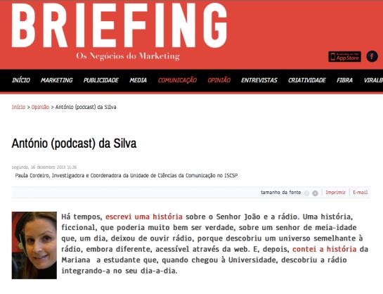 António (podcast) da Silva